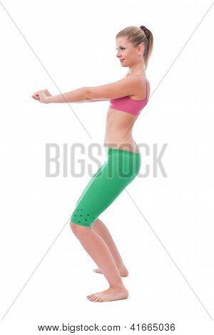 Women instructor