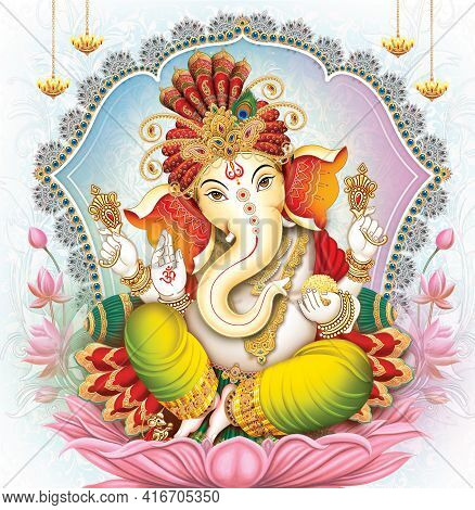 Browse High Resolution Stock Images Of Indian Lord Ganesha. Find Indian Mythology Stock Images For C