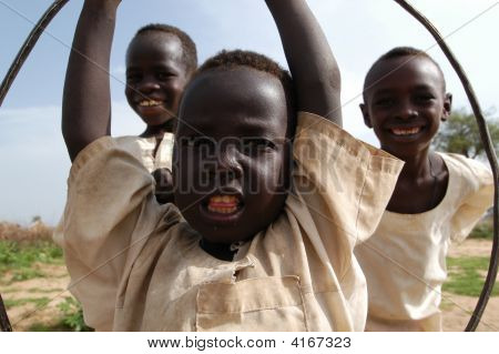 Boys In Darfur