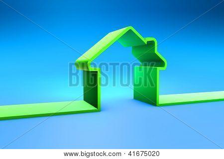 Energy Saving House