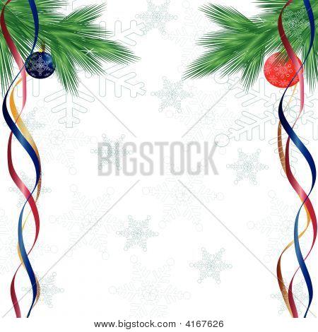 Christmas Abstraction