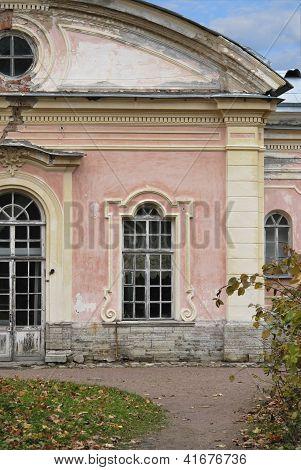 Ramshackle Palace