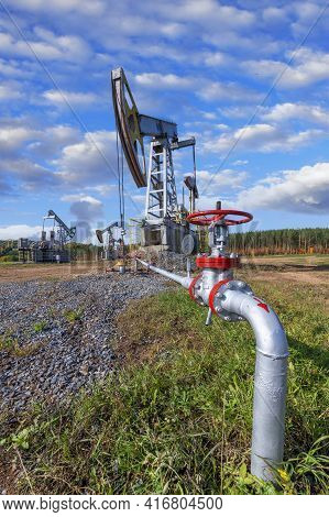 Pipeline Transport Is The Long-distance Transportation Of A Liquid Or Gas Through A System Of Pipes-
