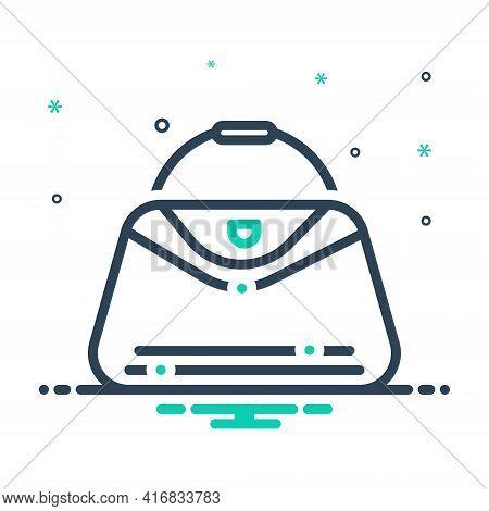 Mix Icon For Handbags  Bag Purse  Woman-purse  Fashion Accessory