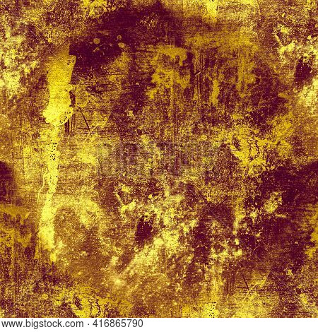 Vintage Abstract Dirty Texture. Graphic Grunge Wallpaper. Retro Brush Pattern. Grungy Cement. Aged O