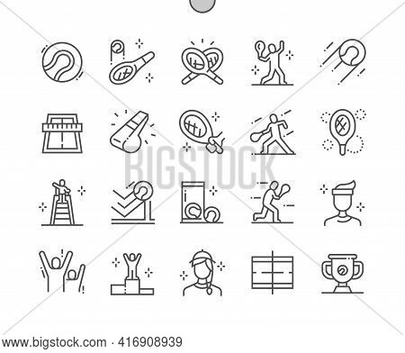 Tennis. Tennis Ball And Racket. Playing Game And Activity Leisure. Sports, Motion, Competition. Pixe