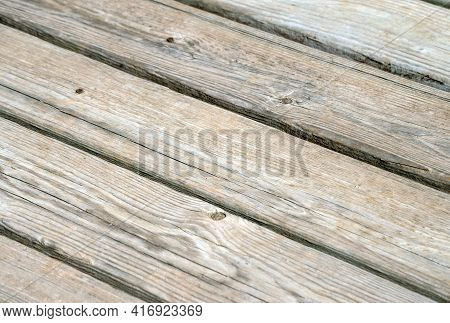 The Backyard Deck Is Beginning To Look Old And Weathered And Could Use A Good Coat Of Sealer. It Mak