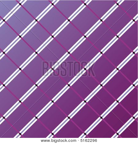 Purple Striped Vector Pattern Design