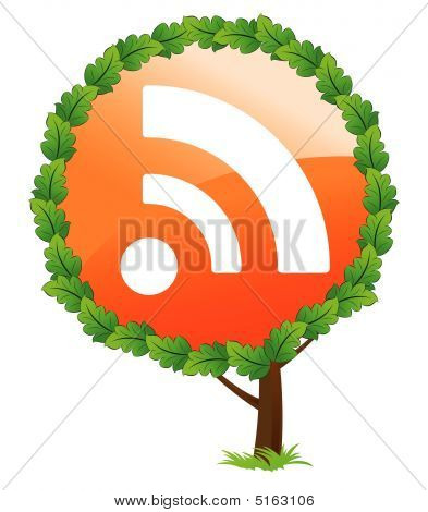 Rss Tree Icon