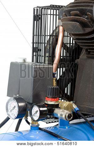 Part Of Compressor.