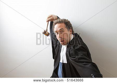 Kung Fu Lawyer