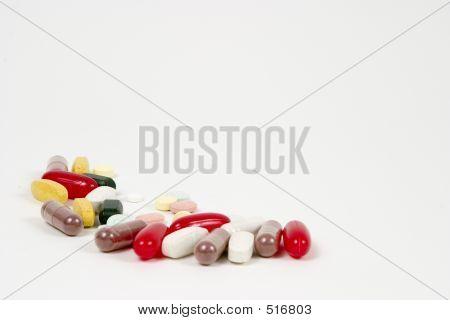 Pills Corner