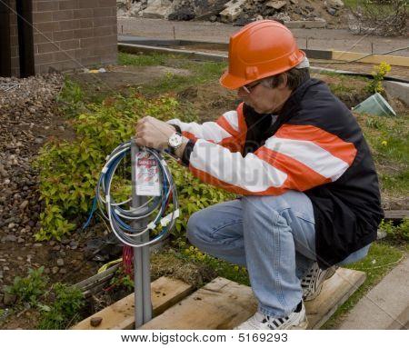 Utility Construction Electrician