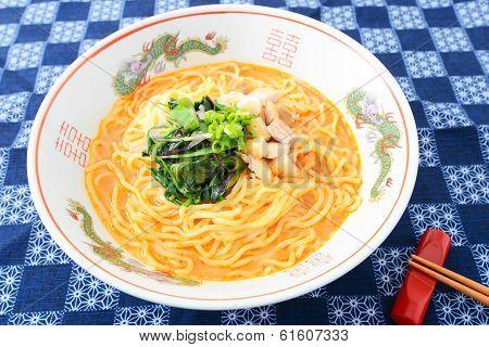 Japanese ramen