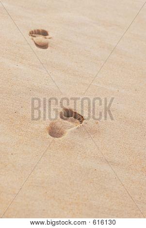 BeachFootprint