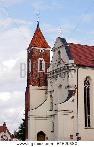 The baroque church