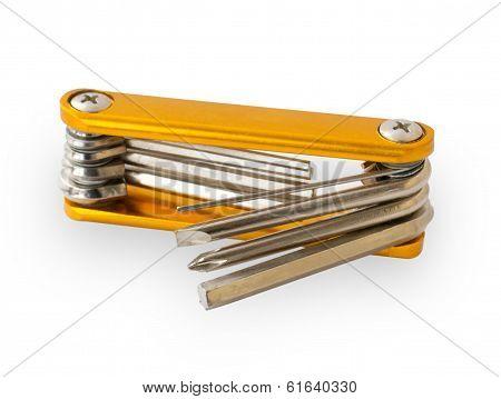 Folding Torx Set