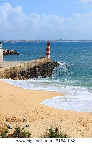 Coastline In Lagos