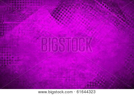 abstract purple pink grid background