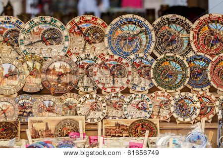 Souvenir Shop At Havels Market