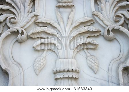Marble ornaments