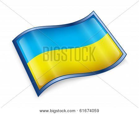 Ukraine Flag Icon