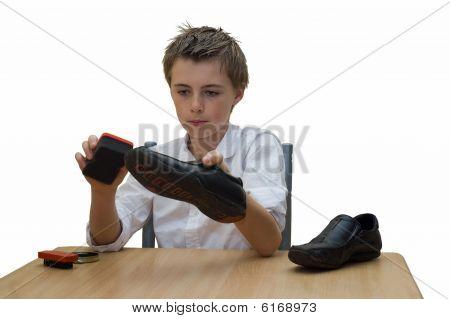 Boot Polishing
