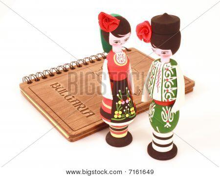 Bulgarian Souvenir Dolls