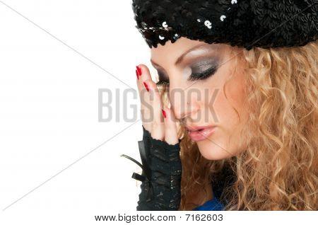 Beautiful Girl Brown Hair