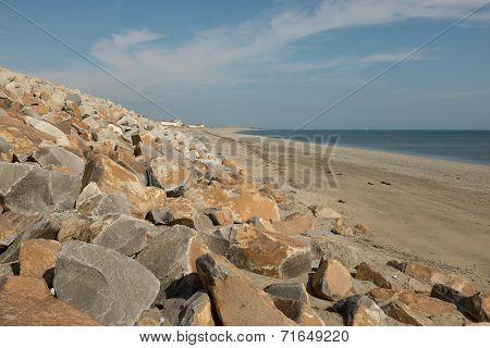 Beach Sea Defense.