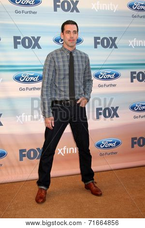 LOS ANGELES - SEP 8:  John Roberts at the 2014 FOX Fall Eco-Casino at The Bungalow on September 8, 2014 in Santa Monica, CA