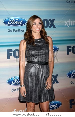 LOS ANGELES - SEP 8:  Chelsea Peretti at the 2014 FOX Fall Eco-Casino at The Bungalow on September 8, 2014 in Santa Monica, CA