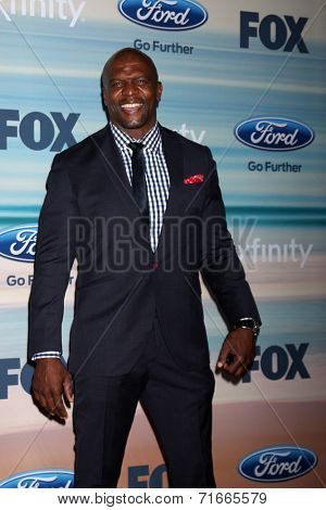 LOS ANGELES - SEP 8:  Terry Crews at the 2014 FOX Fall Eco-Casino at The Bungalow on September 8, 2014 in Santa Monica, CA