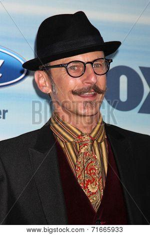 LOS ANGELES - SEP 8:  Dan Piraro at the 2014 FOX Fall Eco-Casino at The Bungalow on September 8, 2014 in Santa Monica, CA