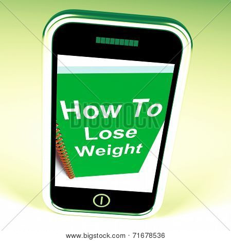 How To Lose Weight On Phone Shows Strategy For Weight Loss