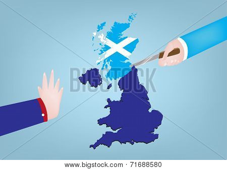 Scotland Independence from Great Britain