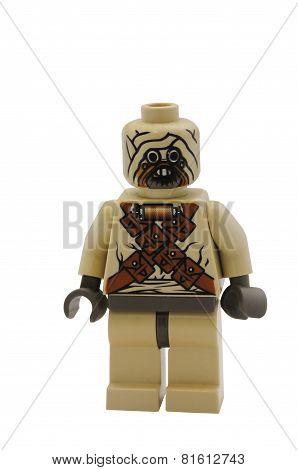 Tusken Raider Lego Minifigure