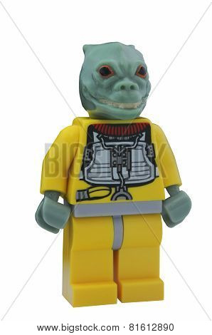 Bossk Lego Minifigure