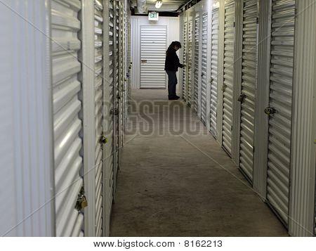 Checking Storage Unit
