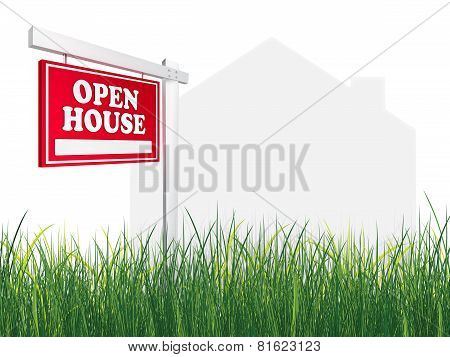 Real Estate Sign – Open House