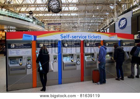 Self-service Tickets