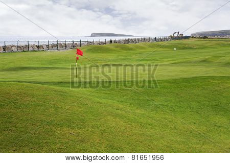 Galway Golf Club in Ireland.
