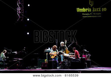 Pat Metheny Group At Umbria Jazz Festival