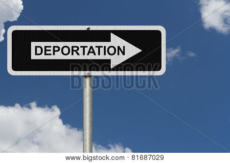 The Way To Deportation