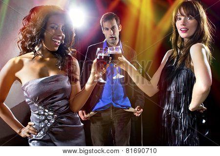 Suckered by Women at a Nightclub