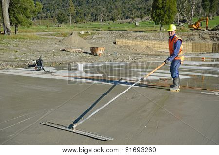 Another Concrete Pour
