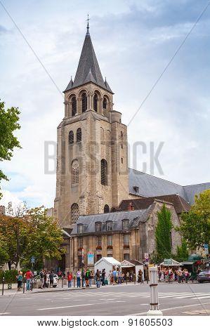 Abbey Of Saint-germain-des-pres, Paris