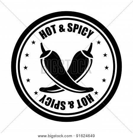 Foodstuff design over white background vector illustration