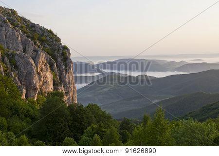 Misty Mountain Rock