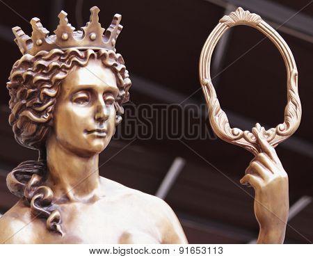 The Goddess Of Love Aphrodite (venus)